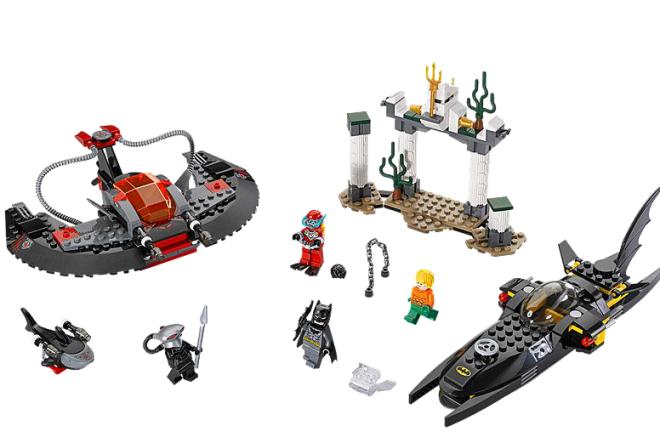 Aqua Lego