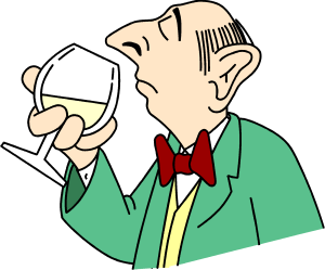 man-sniffing-wine