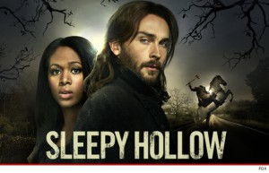 I really hope Sleepy Hollow isn't going that way yet...