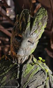 I can't find the Swamp Thing picture in the archive, so here's Groot instead.