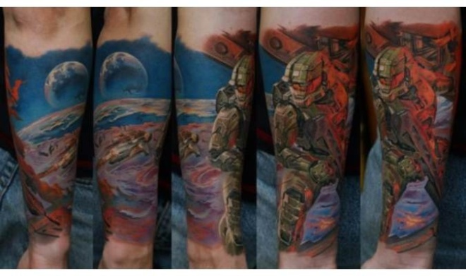amazing-geek-sleeve-tattoo-designs