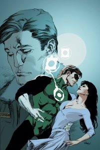Hal Jordan's biggest romantic rival.