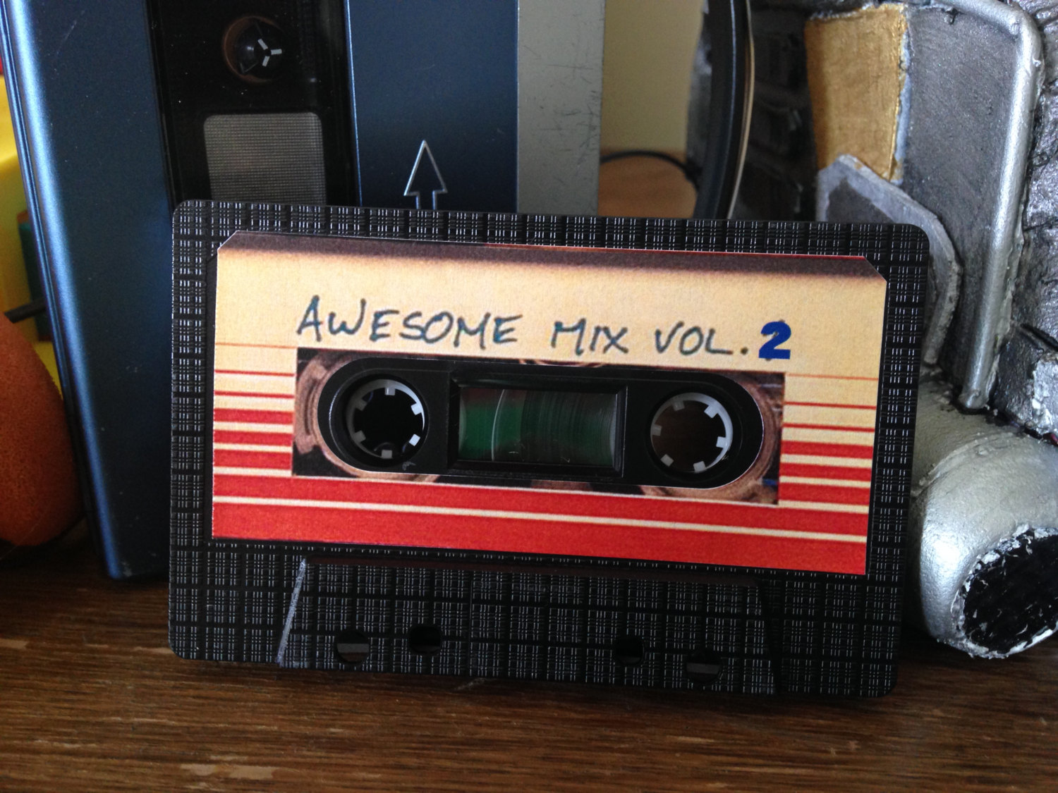 Guardians Of The Galaxy Vol. 2: Awesome Mix Vol. 2 Titel