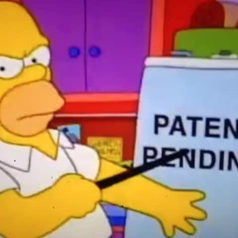 patent pending
