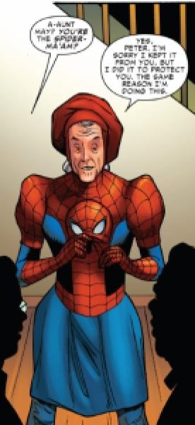 Every Spider-Man ever.  They weren't kidding around.