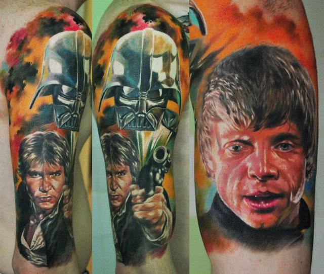 star-wars-geek-sleeve-tattoos