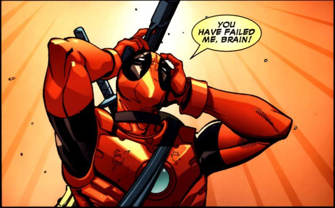 Not this Deadpool.