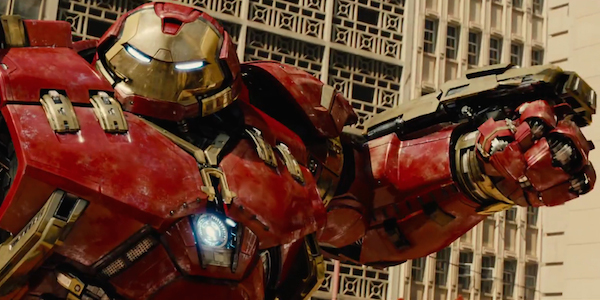 Hulkbuster Punch to the Face > Jenny Punch to the Face