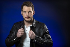 I think we just identified Chris Pratt's superpower.