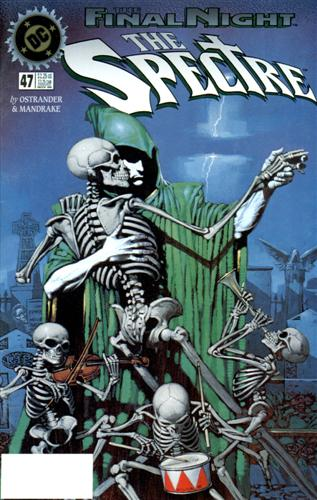 Cool covers by guest artists like this one were the norm for the 90s series.