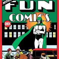 Slightly Misplaced Comic Book Heroes Case File #8:  The Spectre