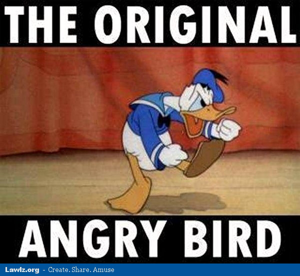 the-original-angry-bird-donald-duck-disney-meme