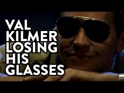 Hello, glasses.  I'mma gonna lose you.