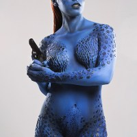 Awesome Cosplay Of The Day: MYSTIQUE