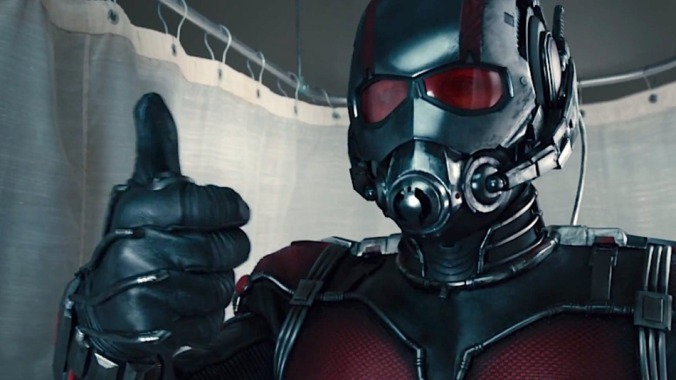 Did Ant-Man earn the elusive thumbs up from Ryan?