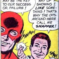 Slightly Misplaced Comic Book Heroes Case Files #30:  Snapper Carr