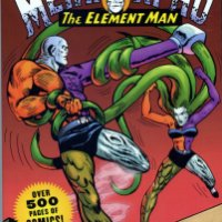 Slightly Misplaced Comic Book Hero Case Files #12:  Element Girl