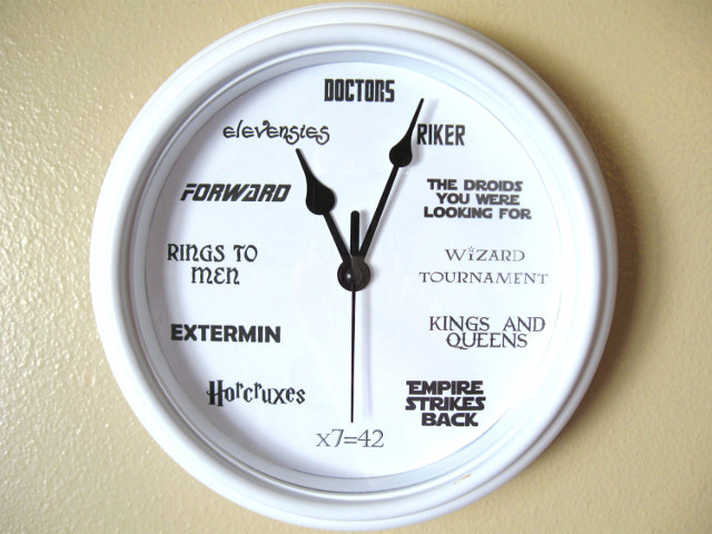 geek-wall-clock