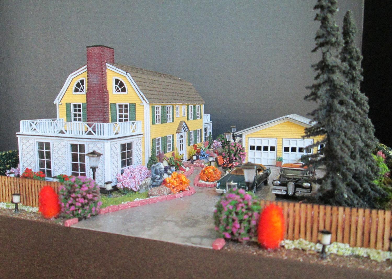 Freaky Friday Haunted Doll House Scale Replicas Gabbing Geek