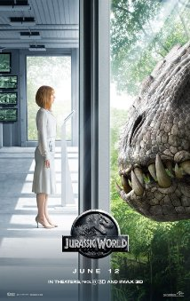 Jurassic World opens