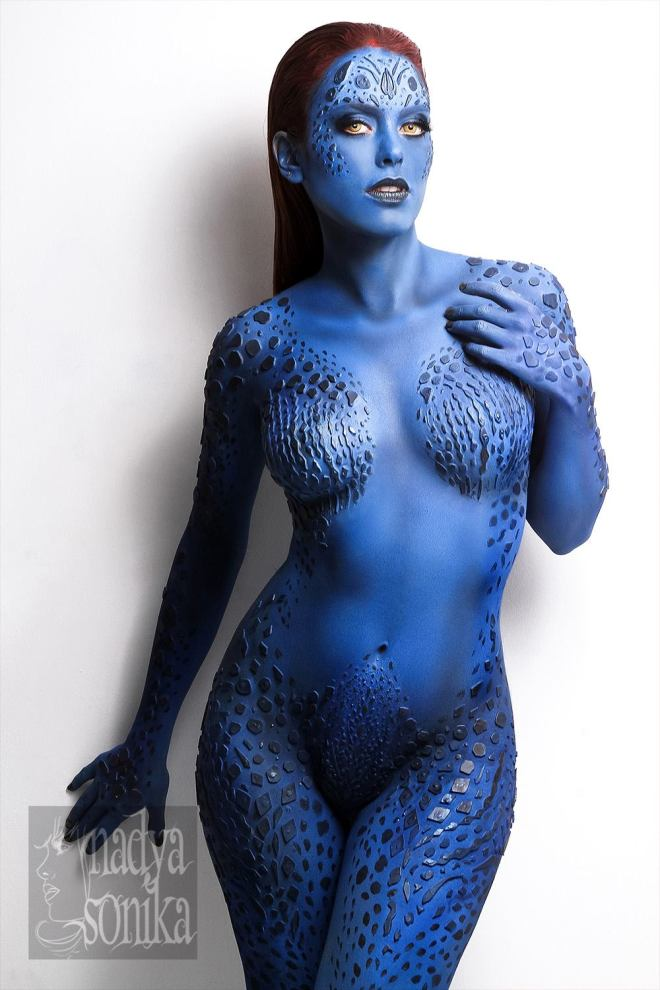 mystique_by_nadyasonika-d8prpu2
