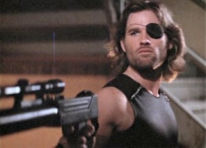 You complete me, Mr. Plissken.