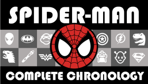 Spider-Man Complete Chronology Update 5
