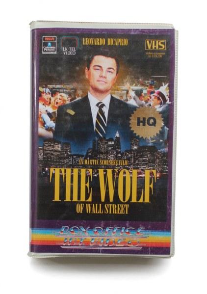 WolfOfWallStreetVHS