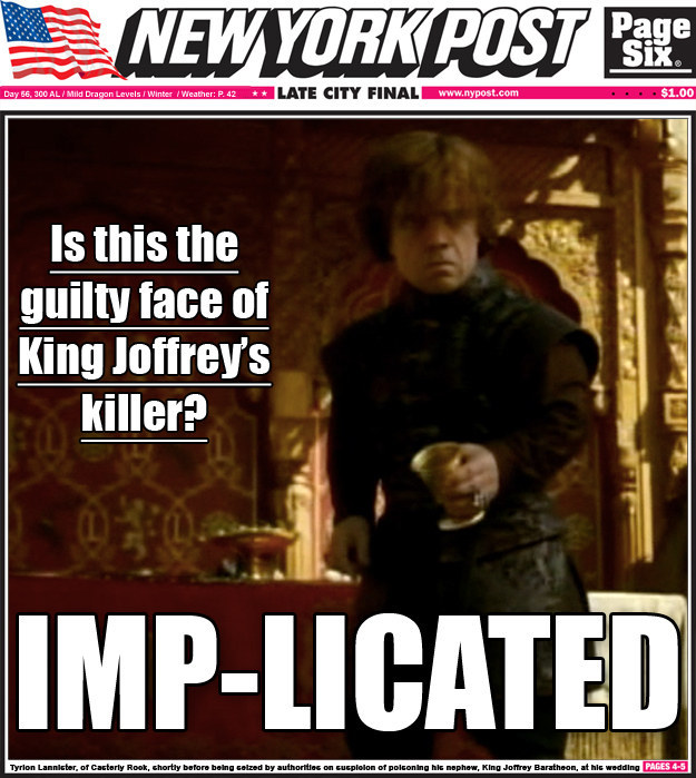 Game-of-Thrones-How-Todays-Media-Would-Cover-King-Joffreys-Wedding-1