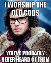 hipster snow