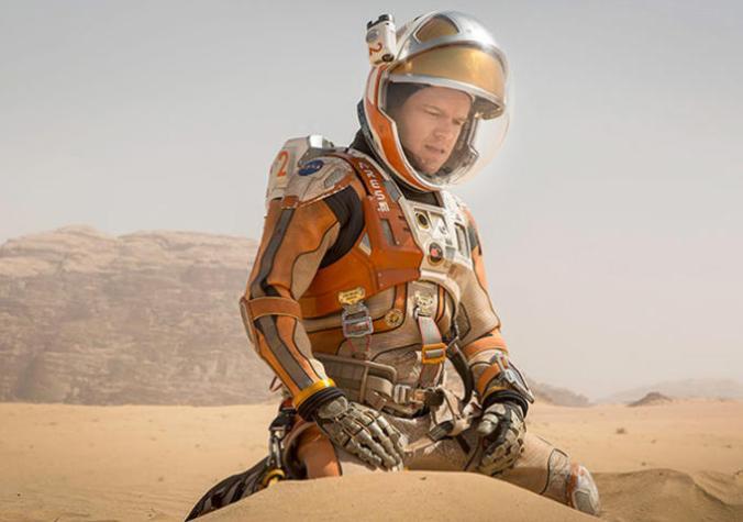 Martian 1