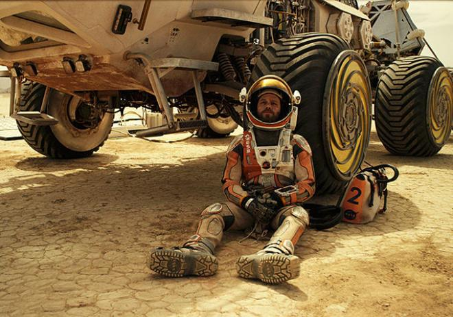 Martian 5