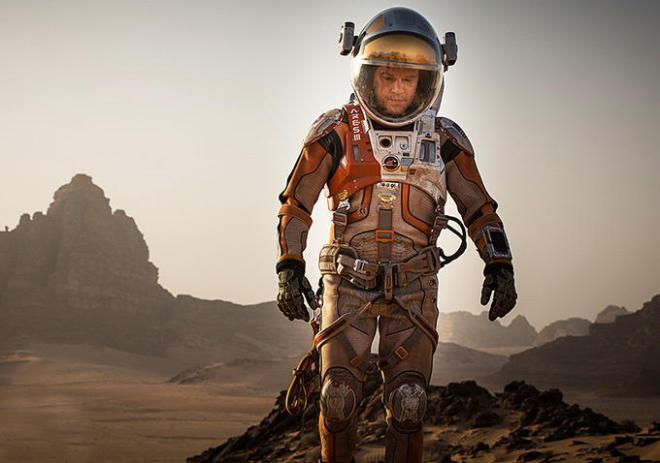 Martian 9