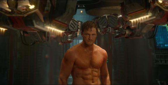 I tried to find another Chris Pratt picture but Jenny said I had to use this one or she'd cut me.