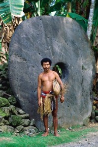 Like the Yapese Rai stones but with much better pictures.
