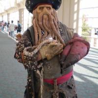 Awesome Cosplay Of The Day: DAVY JONES