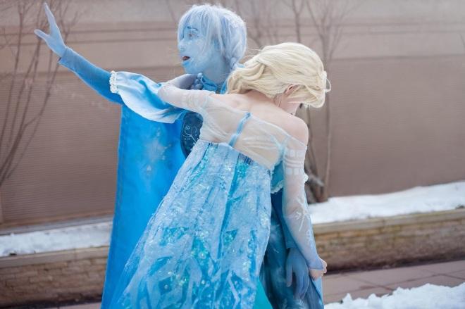 frozen cosplay 2