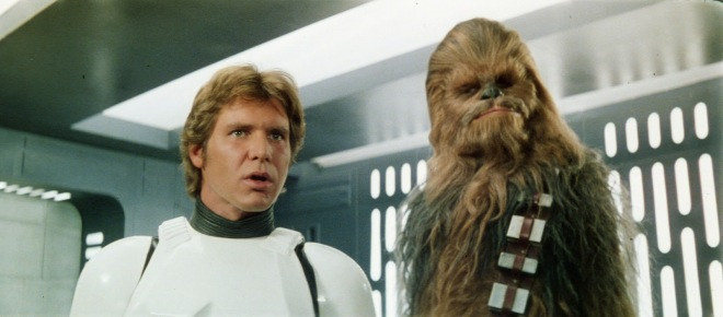 han and chewie ANH