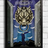 Video Game Art Deco Prints Will Blow Your Mind With Awesomeness!