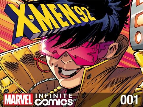 X-Men-92-Infinite-Comic-1