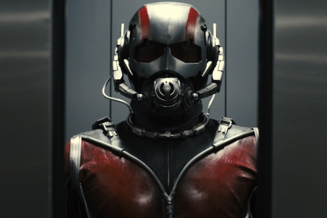 ANT-MAN - 2015 FILM STILL - Photo Credit: Marvel  © Marvel 2014  ©Marvel 2015