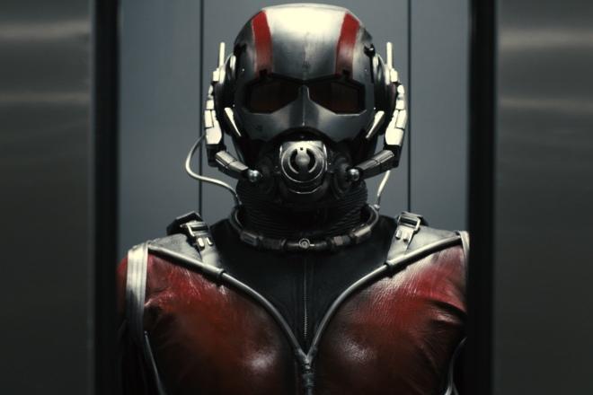 ANT-MAN - 2015 FILM STILL - Photo Credit: Marvel  © Marvel 2014  ©Marvel 2015