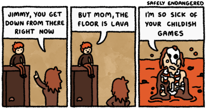 comics-safely-endangered-lava-floor-769678