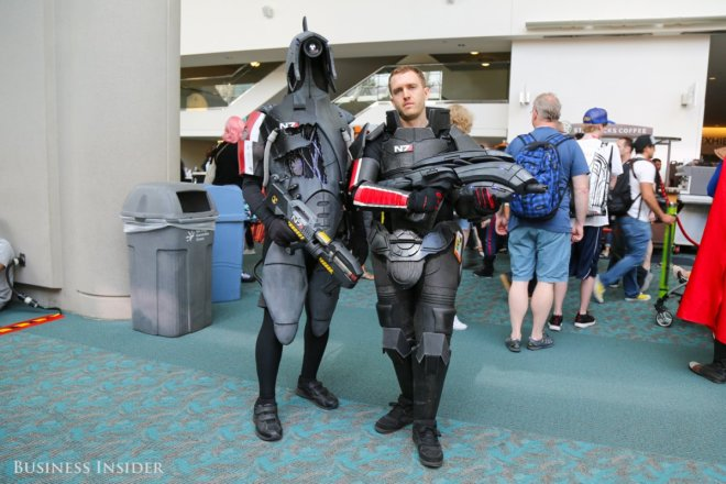 cosplays-inspired-by-video-games-are-among-some-of-the-most-detailed-and-impressive-here-are-two-characters-from-mass-effect