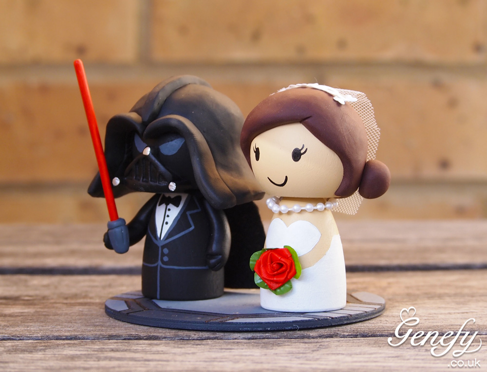 Top 20 Star Wars Wedding Cakes From A Galaxy Far Far Away