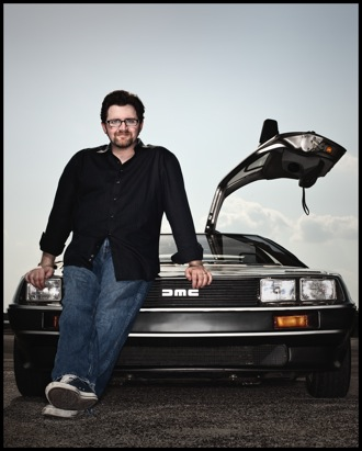 Plus find out what happens when Mr Cline parks his beloved time traveling DeLorean in TWO spaces at BookPeople.
