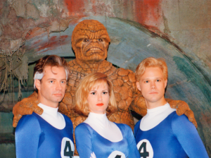 New Trailer For Old Fantastic Four