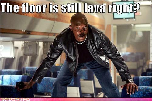 funny-celebrity-pictures-the-floor-is-still-lava-right