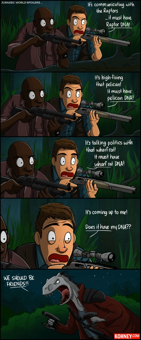 funny-reveal-for-the-indominus-rex-dna-used-in-jurassic-world-comic