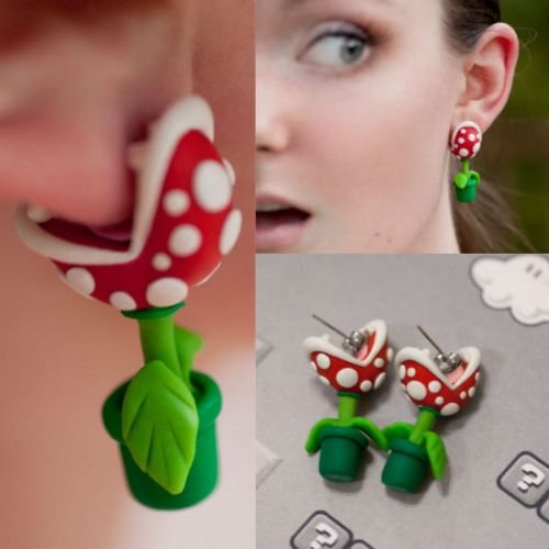 pirahna-plant-earrings-pic